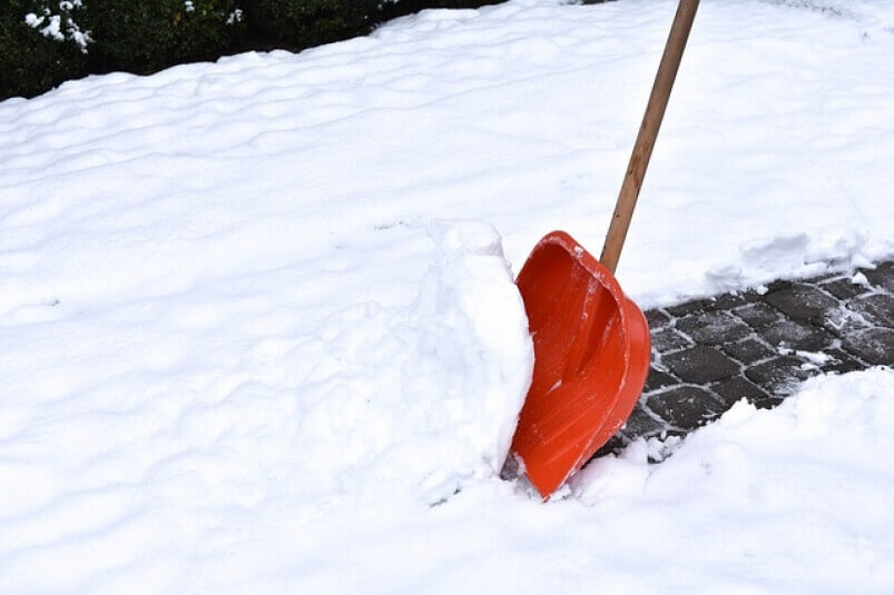 Заработок на уборке снега