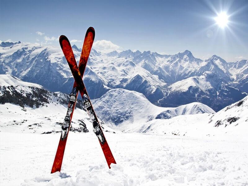 Прокат лыж, сноубордов и коньков