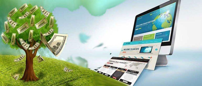 Инвестировать в доходные сайты