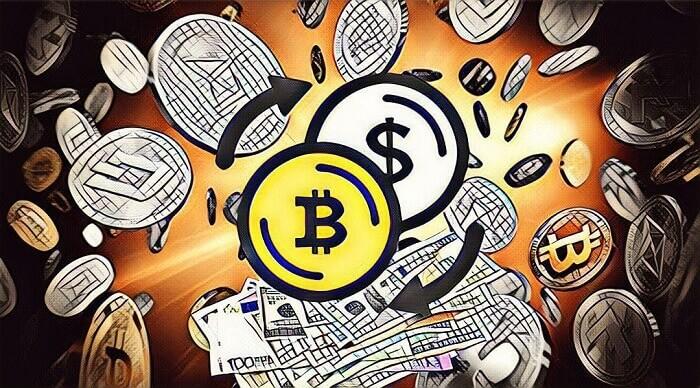Заработок на обмене криптовалют