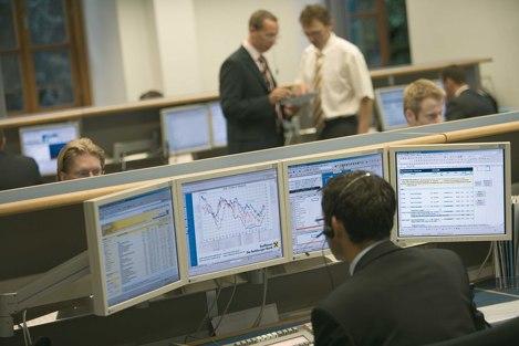 трейдинг - заработок на бирже