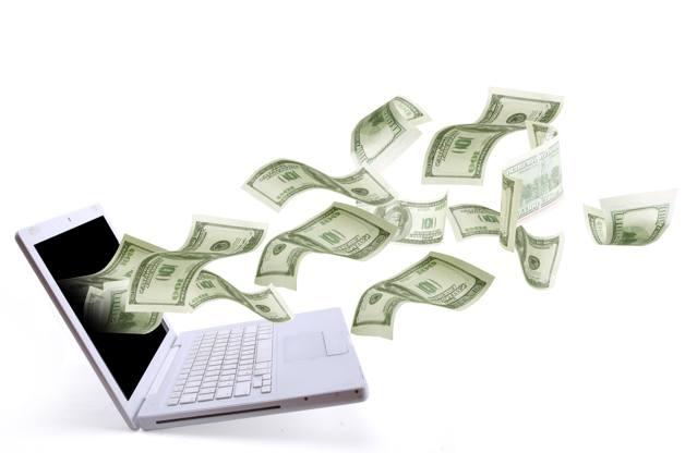 онлайн заработок без вложений - вывод денег