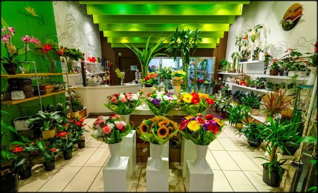 свой бизнес в маленьком городе - магазин цветов