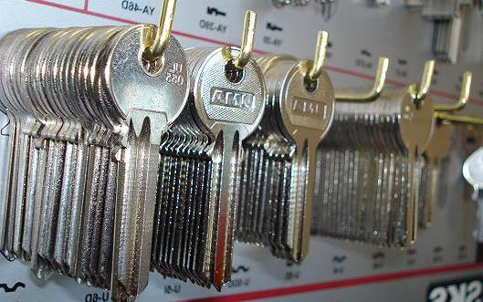 изготовление ключей - отличная идея для малого бизнеса