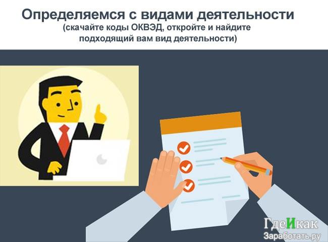 регистрация ООО - инструкция