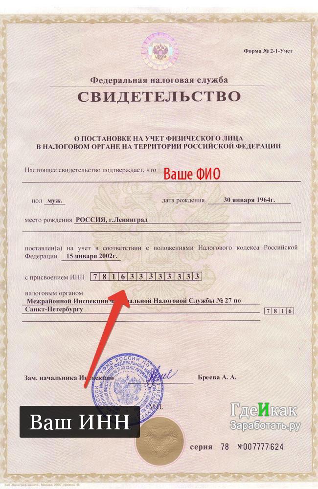 регистрация ип в 2020 году необходимые документы