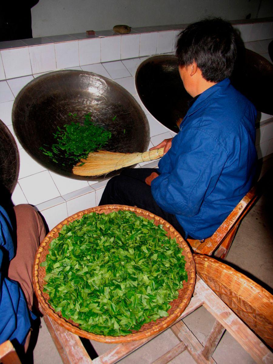 Производство пакетированного чая с натуральными травами