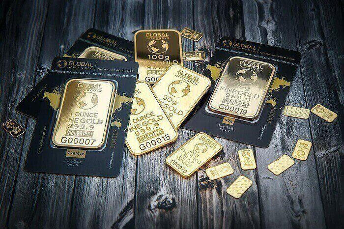 Особенности вложений в золото
