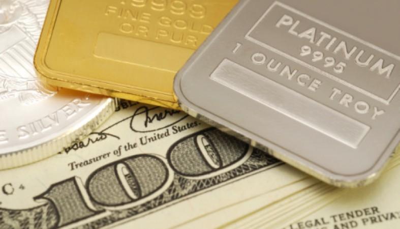 инвестиций, связанных с драгоценными металлами
