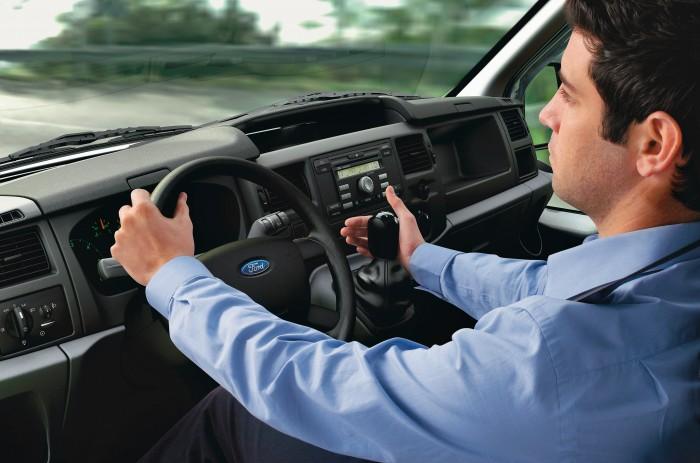 надежный водитель