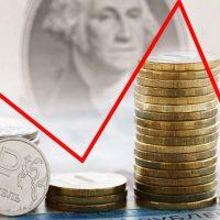 История курса рубля и нефти в 2018 и 2019 году