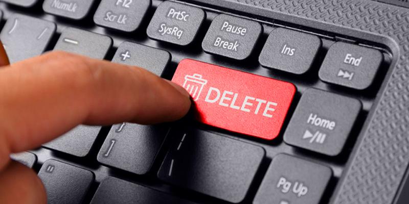 Как удалить свой аккаунт