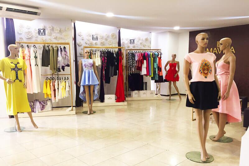 Хочу открыть магазин одежды